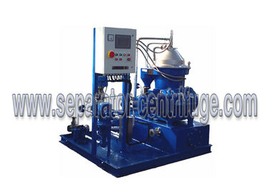 3 Phase Centrifugal Separator Bowl Centrifuge For Dirty Oil Cleaning