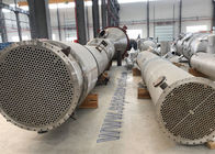 Stainless Steel Industrial Condenser Shell And Tube Heat Exchanger