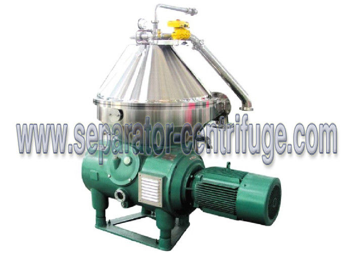 Partial Discharge Crude Palm Oil Separator - Centrifuge Disc Separator