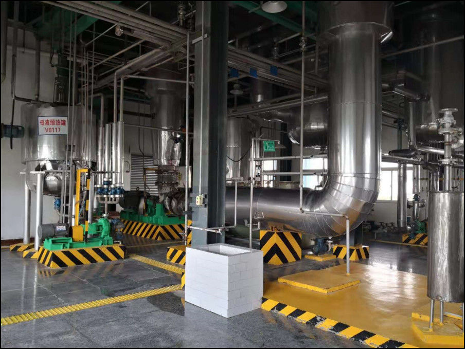 MVR Falling Film Vacuum Evaporation System For Seawater Salt Industry And Soda Industry